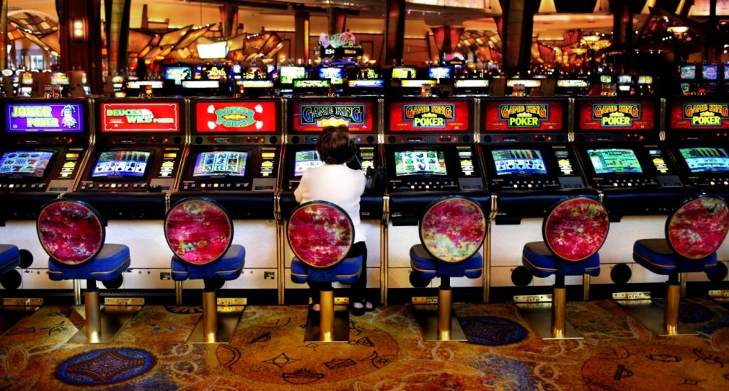Using Free Play on Video Poker Jacks or Better Game
