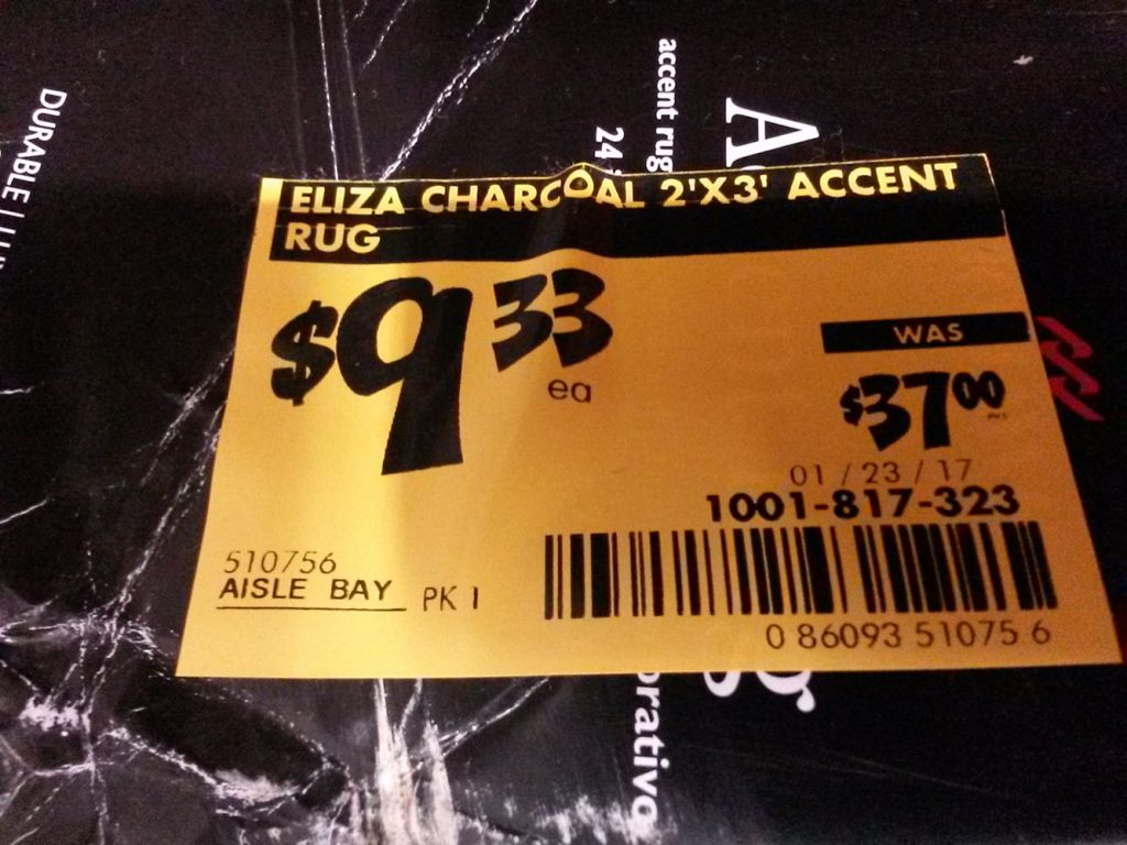 Clearance Tag Home Depot Born On Date