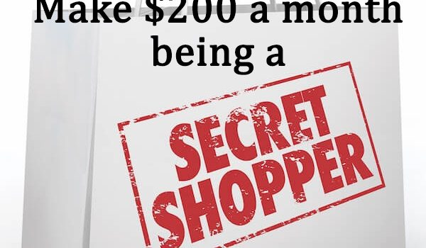 Free Food, Get Paid to Shop by Becoming a Secret Shopper